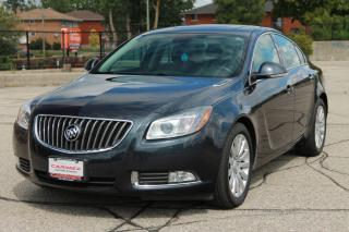 Used 2013 Buick Regal Turbo NAVI | Sunroof | Leather | Bluetooth for sale in Waterloo, ON