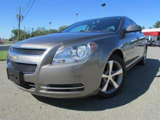 Used 2011 Chevrolet Malibu LT PLATINUM EDITION for sale in Ste-Catherine, QC