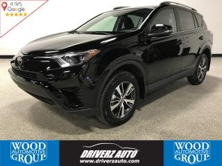 Used 2018 Toyota RAV4 LE AWD, REARVIEW CAMERA, SAFETY ASSIST SYSTEMS for sale in Calgary, AB