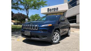 Used 2018 Jeep Cherokee Sport for sale in Toronto, ON