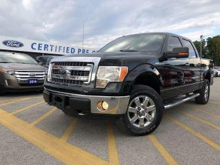Used 2013 Ford F-150 XLT for sale in Barrie, ON