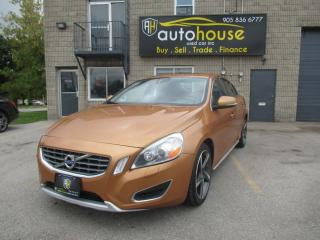 Used 2011 Volvo S60 T6 for sale in Newmarket, ON