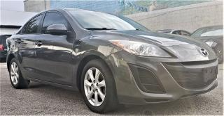 Used 2011 Mazda MAZDA3 GX for sale in Etobicoke, ON