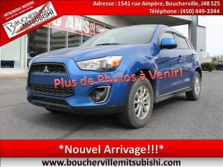 Used 2015 Mitsubishi RVR Se Mags, Bluetooth for sale in Boucherville, QC