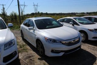 Used 2017 Honda Accord Sport for sale in St-Nicolas, QC