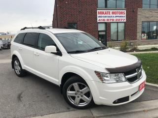 Used 2010 Dodge Journey SXT for sale in Rexdale, ON