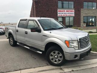 Used 2010 Ford F-150 SUPERCREW XTR 4X4 for sale in Rexdale, ON