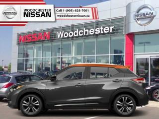 New 2018 Nissan Kicks SR  -  Heated Seats - $159.28 B/W for sale in Mississauga, ON