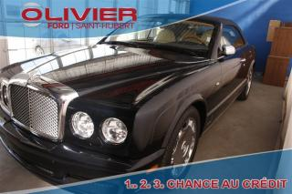 Used 2007 Bentley Azure Bentley for sale in St-Hubert, QC