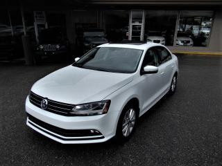 Used 2017 Volkswagen Jetta TSI Wolfsburg Edition for sale in Langley, BC