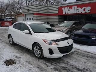 Used 2013 Mazda MAZDA3 GS SKY Auto Bluetooth for sale in Ottawa, ON