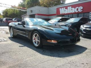 Used 2001 Chevrolet Corvette Convertible for sale in Ottawa, ON