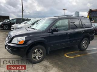 Used 2003 Honda Pilot EX for sale in Vancouver, BC