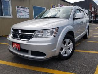 Used 2011 Dodge Journey for sale in Tilbury, ON