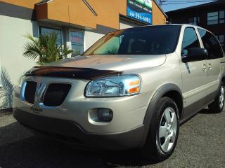 Used 2008 Pontiac Montana SV6 gr élec+air climatisés 108,500km for sale in St-charles-borromée, QC