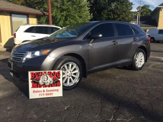 Used 2009 Toyota Venza for sale in Glencoe, ON