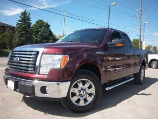 Used 2010 Ford F-150 XLT XTR for sale in Whitby, ON