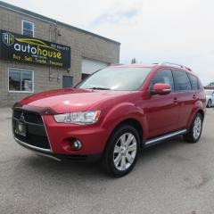Used 2010 Mitsubishi Outlander XLS for sale in Newmarket, ON