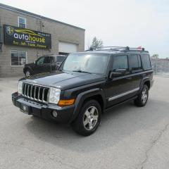 Used 2010 Jeep Commander 4WD 4DR Sport for sale in Newmarket, ON