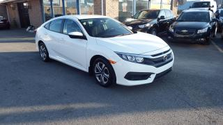 Used 2017 Honda Civic LX/BACKUP CAMERA/IMMACULATE$$19900 for sale in Brampton, ON