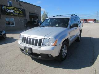 Used 2008 Jeep Grand Cherokee 4WD 4Dr Laredo for sale in Newmarket, ON