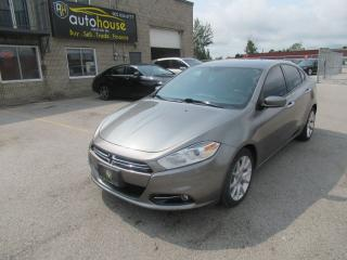 Used 2013 Dodge Dart 4dr Sdn Limited for sale in Newmarket, ON