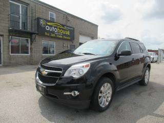 Used 2011 Chevrolet Equinox Awd 4dr 2lt for sale in Newmarket, ON