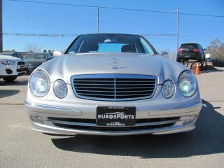 Used 2003 Mercedes-Benz E500 5.0L for sale in Newmarket, ON