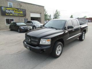 Used 2008 Dodge Dakota 4WD Crew Cab SXT for sale in Newmarket, ON
