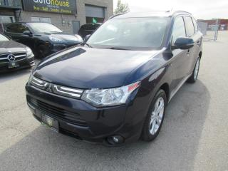 Used 2014 Mitsubishi Outlander 4WD 4dr SE for sale in Newmarket, ON