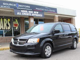 Used 2012 Dodge Grand Caravan 4dr Wgn SXT for sale in Brampton, ON