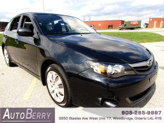 Used 2010 Subaru Impreza 2.5i - AWD for sale in Woodbridge, ON
