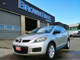 Used 2007 Mazda CX-7 GS for sale in Surrey, BC