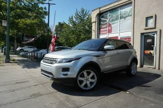 Used 2013 Land Rover Evoque Hayon 5 portes Pure Plus for sale in Laval, QC