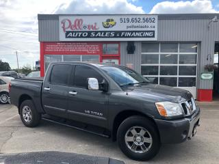 Used 2007 Nissan Titan LE, LEATHER, SUNROOF for sale in London, ON