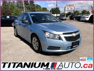 Used 2012 Chevrolet Cruze Air Conditioning-Automatic-Keyless Entry-XM Radio- for sale in London, ON