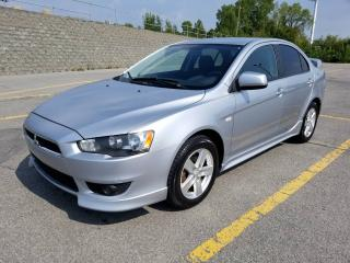 Used 2009 Mitsubishi Lancer Berline for sale in Laval, QC