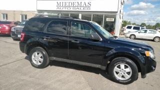 Used 2010 Ford Escape XLT for sale in Mono, ON