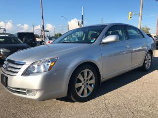 Used 2007 Toyota Avalon XLS - CERTIFIED/WARRANTY INCLUDED for sale in Cambridge, ON