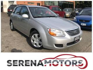 Used 2008 Kia Spectra5 LX | AUTO | NO ACCIDENT | LOW KM'S for sale in Mississauga, ON