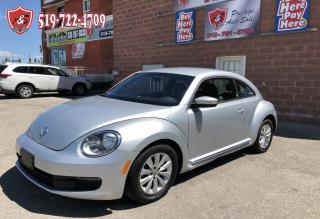 Used 2012 Volkswagen Beetle 2.5L/CERTIFIED/WARRANTY INCLUDED for sale in Cambridge, ON