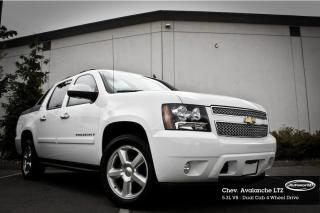 Used 2009 Chevrolet Avalanche *Low KMs, 3 Months Sirius XM included* for sale in Langley, BC