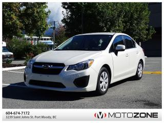 Used 2013 Subaru Impreza 2.0i for sale in Port Moody, BC