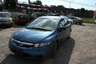 Used 2009 Honda Civic DX-G for sale in Nepean, ON