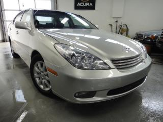 Used 2003 Lexus ES 300 MUST SEE,LOW KM,NO ACCIDENT for sale in North York, ON