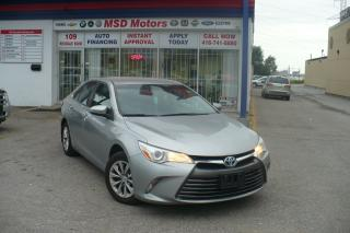 Used 2016 Toyota Camry LE  CLEAN CARPROOF for sale in Toronto, ON