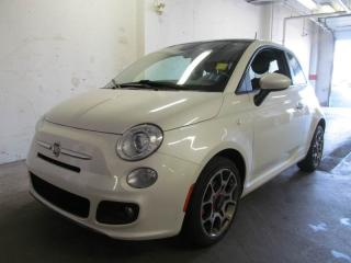 Used 2013 Fiat 500 Sport for sale in Dartmouth, NS