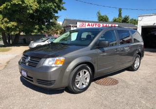 Used 2010 Dodge Grand Caravan Certified/Stow'n'Go/7 Passenger for sale in Scarborough, ON