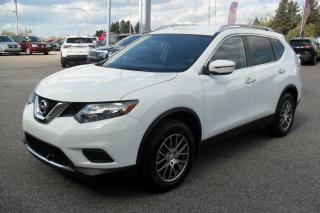 Used 2016 Nissan Rogue S AWD CAM DE RECUL for sale in Jonquière, QC