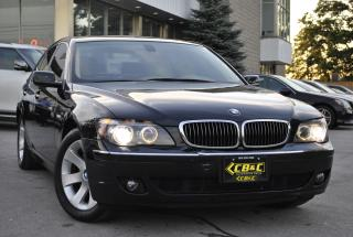 Used 2006 BMW 7 Series 750i for sale in Oakville, ON